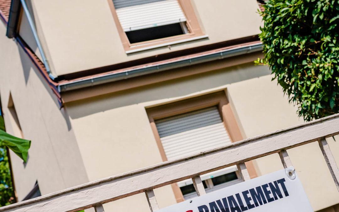 Ravalement de façade en Alsace
